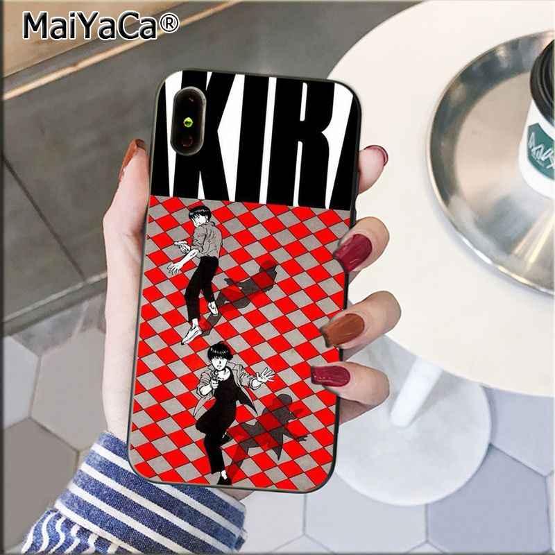 Maiyaca AKIRA la caja de los accesorios del teléfono para iPhone 11 Pro XS MAX XS XR 8 7 6 Plus 5 5S SE