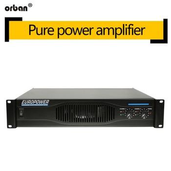 Professional power amplifier EP2500 pure rear stage 500W subwoofer power amplifier ktv stage power amplifier 2U