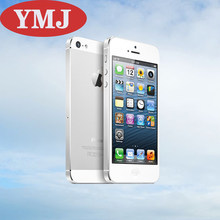 Original apple iphone 5 desbloqueado telefone móvel ios duplo-core 4.0