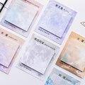 Милые Kawaii Planets креативные блокноты для заметок, блокноты для записей, канцелярские товары, бумажные наклейки, офисные школьные принадлежнос...