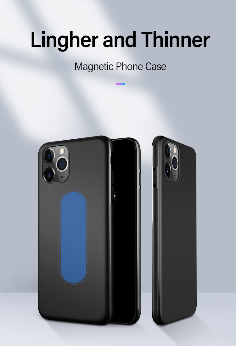 Ultra thin Magnetic Liquid Silicone Phone Case For iPhone 11 Pro max SE XSmax XR XS X 8 7 6s 6 Plus Protection Soft Cover Coque|Fitted Cases