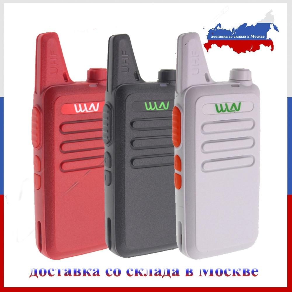 16-Channel Mini-Handheld-Transceiver Radio-Station Walkie-Talkie 400-470-Mhz UHF Communciator