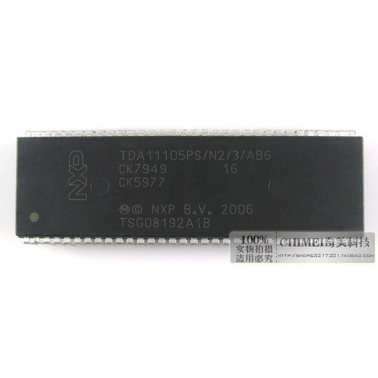 ฟรีจัดส่งทีวีชิป CPU TDA11105PS/N2/3/AB6 กลุ่มความจุ