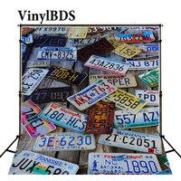 Tüketici Elektroniği'ten Arka Plan'de VinylBDS Fotografia fotoğraf arka planında 8x10ft eski duvar fotoğraf arka planında çocuk yaşlı kamyon lİsansli duvar arka plan