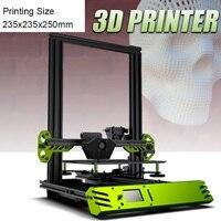 Odysseus/TEVO Tarantula Pro 3D Printer DIY Kits in 2020 Newest 3D Printer with 235x235x250mm Printing Size MKS GenL Mainboard