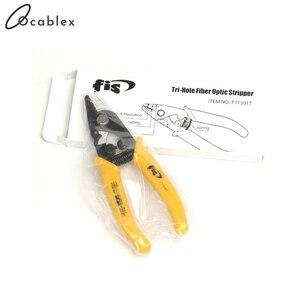 Image 5 - In fibra Ottica FIS Stripper per Per mettere a nudo 125um 250um di rivestimento in fibra di Cavo In Fibra Strumento