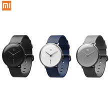 Xiaomi Mijia Quartz Smart Watch 3ATM Water Resistant With Alarm Sport Sensor BLE4.0 Smartwatch Gift For Android IOS