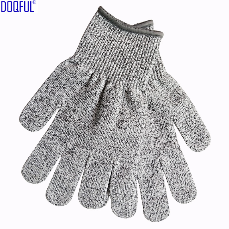 Safety Stab Proof Anti-cut Gloves Level 5 Protection Cut Resistant Work Gloves Hand Safe Workplace Home Kitchen Anti Knife