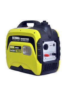 Generator Electric-Motor Digital-Inverter Gasoline Engine-Gas Petrol Portable Power-Silent