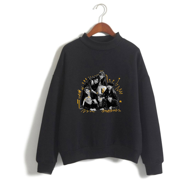 MAP OF THE SOUL : 7 THEMED SWEATSHIRT (10 VARIAN)