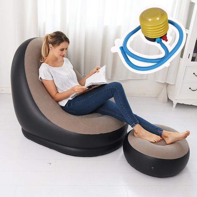 2 Set Inflatable  Sofas 1