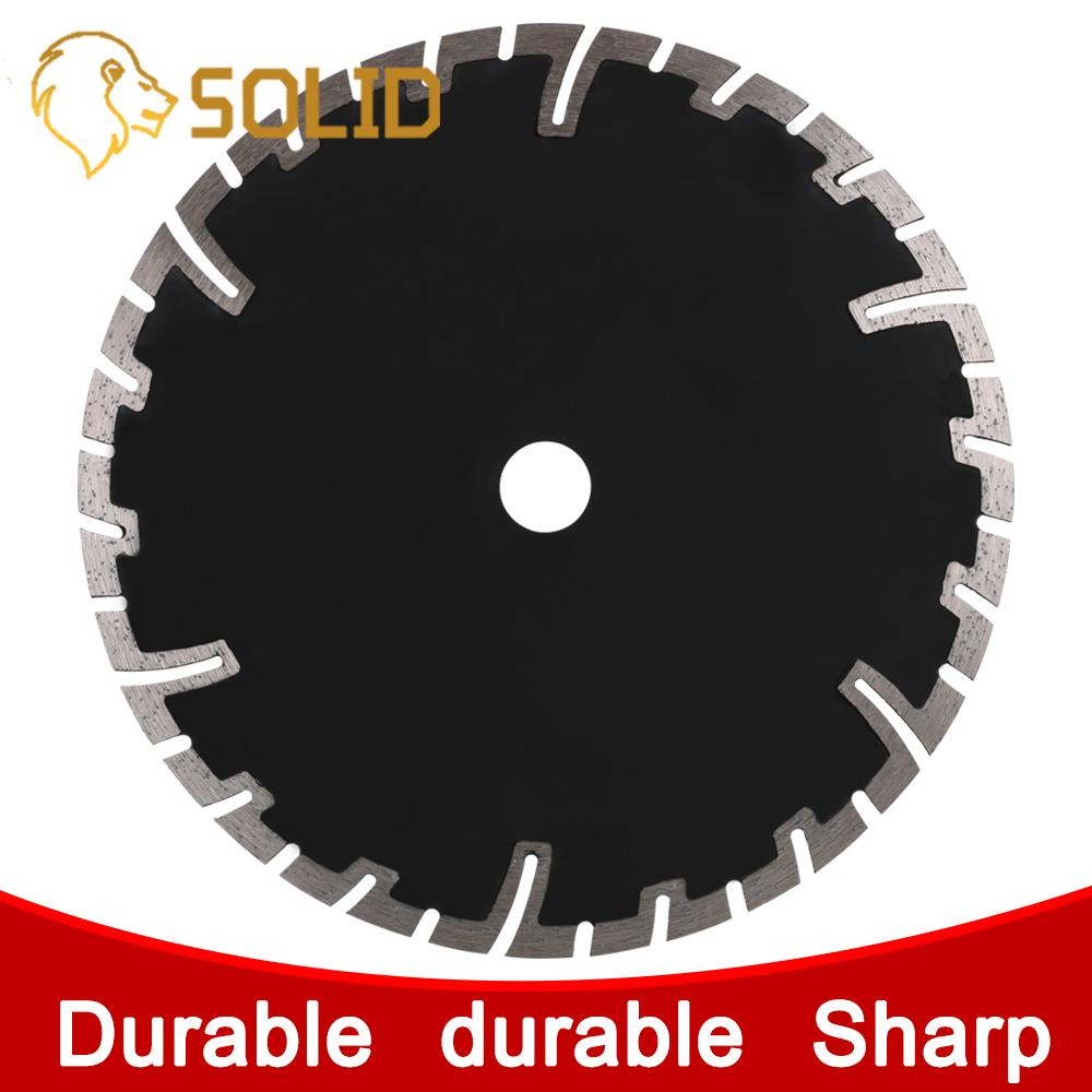 230mm 36T Diamond Saw Blade Circular Saw Cutter Angle Grinder Disc Bore 22.23mm With For Stone Materials Grooving Ceramic Tile