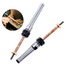 עט Mandrel קולט Mandrel סט Penmaking מפנה מחרטה נגרות Diy Woodturning כלי עץ מחרטה כלי