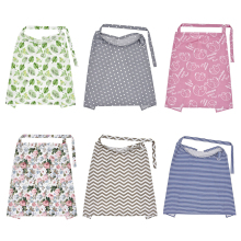 Cute Breathable Mother Breastfeeding Cover Baby Nursing Cover Mother Outdoor Baby Shawl Feeding Covers Apron Cover Maternity Pad