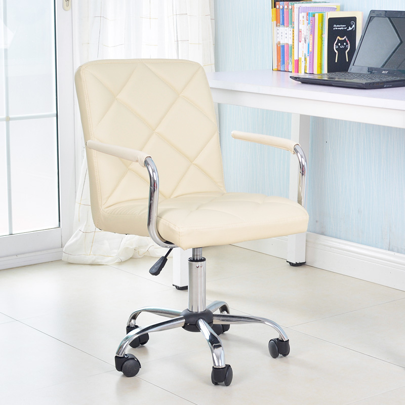 Office Chair Backrest Lifting Chair Boss Sedia Ufficio Sedie Economics Type Fabric Cadeiras Swivel Chair  Minimalist Modern