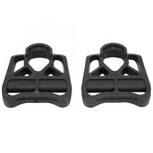 2pcs Anti-slip Durable Road Bike Pedal Adapter Cycling Platform Adapter Convert for LOOK KEO Series For Bicycle Accessories