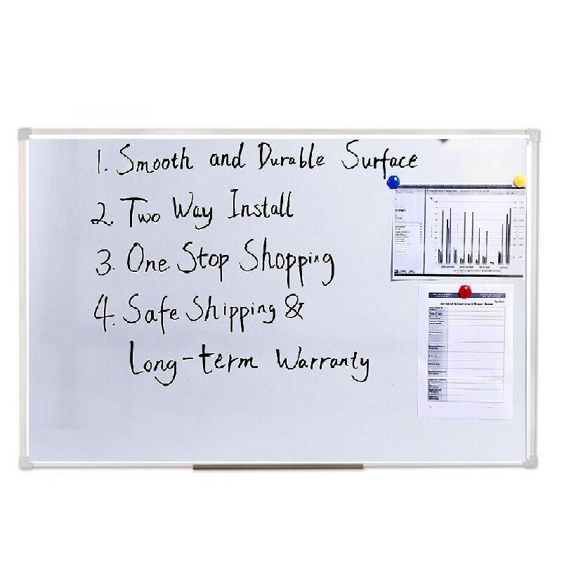Magnetic Marker Board STAFF, 60*90 Cm, White