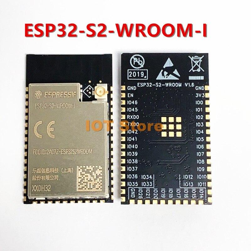 ESP32-S2-WROOM-I ESP32-S2-WROOM ESP32-S2 módulo espressif ipex antena módulo original