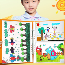 PITEBO A4 certificate of Honor Collection Album Student Binder Baby  Picture Book Collection Photo Album Multi Purpose A3 large