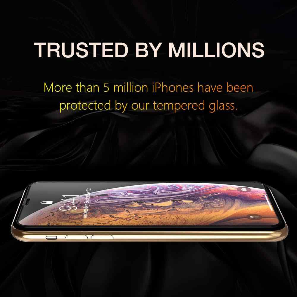 200D полное покрытие изогнутое закаленное стекло на iphone 6 7 8 Plus X XR XS Max SE 2020 Защитная стеклянная пленка для iphone 11 Pro Max Защитная пленка для экрана