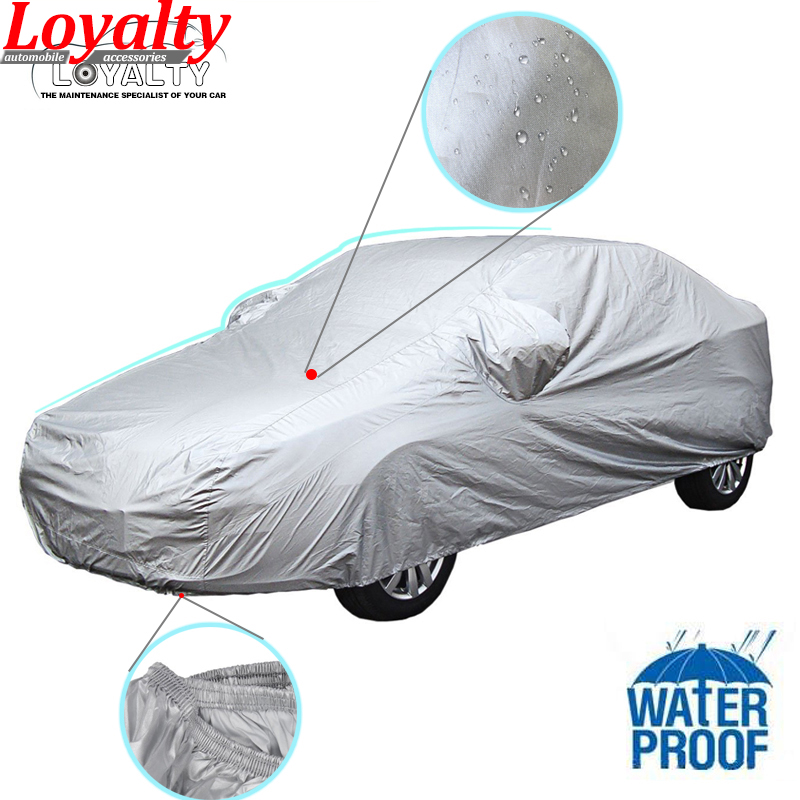 Loyalty Car Cover For hatchback Outdoor full UV Dust Snow Breathable Full Protection multifunction car-covers