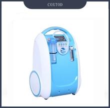 24 Uur Continu Zuurstofconcentrator Huishouden Zuurstof Machine Zuurstof Bar 2 Kleuren Op Voorraad