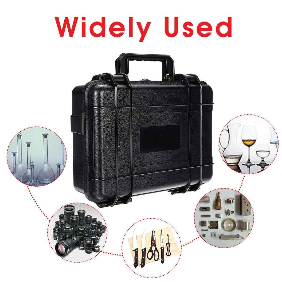 Водонепроницаемый защитный чехол ABS пластиковый ящик для инструментов Тактический сухой ящик герметичное безопасное оборудование ящик для хранения инструментов открытый контейнер для инструментов