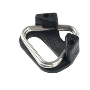 Removable Triangle-Shape Attach Camera Transfer-Buckle Belt Hook-Split-Ring Replacement