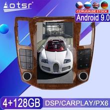 128G 렉서스 RX RX300 RX330 RX350 RX400H 안드로이드 테이프 라디오 레코더 차량용 멀티미디어 플레이어 스테레오 헤드 유닛 PX6 Tesla GPS Navi