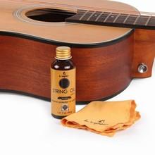 Обслуживание гитары шеи лубрикант уход за гитарой чистый гриф анти ржавчины защиты струны масло струны очиститель кондиционера# p7