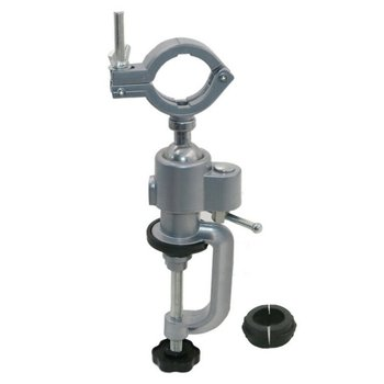 Mini Drill Holder Stand Clamp-on Electric Drill Bench Back 360 Rotating Bench Grinder Blacket Used for 1Pc bench grinder stavr sze 200 450 p