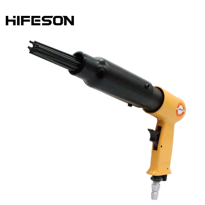 Pneumatic Air Needle Scalers Rust Removal Gun 150Y Air Hammer Small Rust Remover Tools
