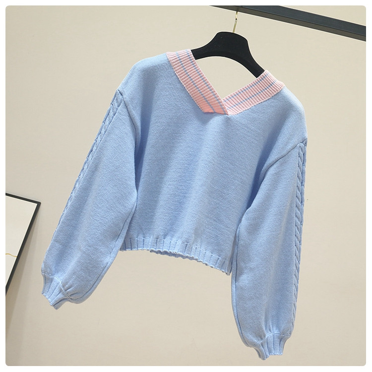 Kawaii Japanese Style Knitted Sweater - Special Edition