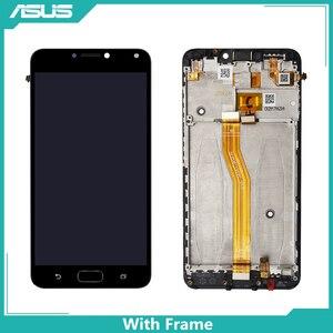 Image 2 - Оригинальный 5,5 экран Asus для Asus Zenfone 4 Max ZC554KL, ЖК дисплей, сенсорный экран ZC554KL LCD X001D, дигитайзер, запасные части