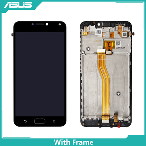 Image 2 - Original 5.5 Asus Screen For Asus Zenfone 4 Max ZC554KL LCD Display Touch Screen ZC554KL LCD X001D Digitizer Replacement Parts