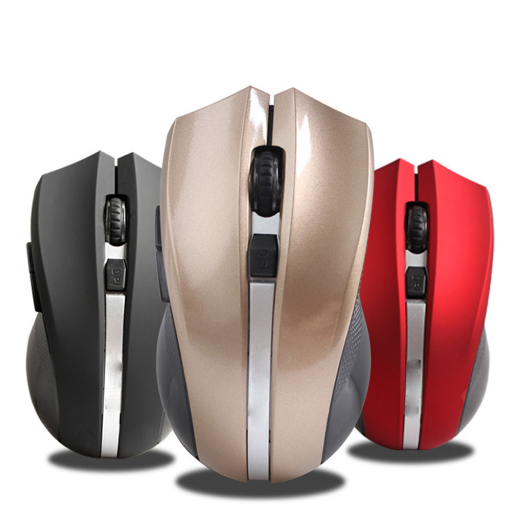 Ergonomic Sculpted Right-Hand Shape Hyper-Fast Scrolling Wireless Gaming Mouse for Computers and laptops Wire Mouse