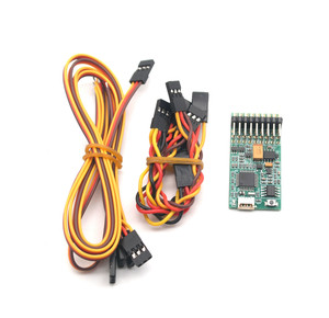 Image 5 - DasMikro TBS Mini programlanabilir motor ses birimi ve ışık kontrol ünitesi yükseltme sürümü için tüm RC modeli