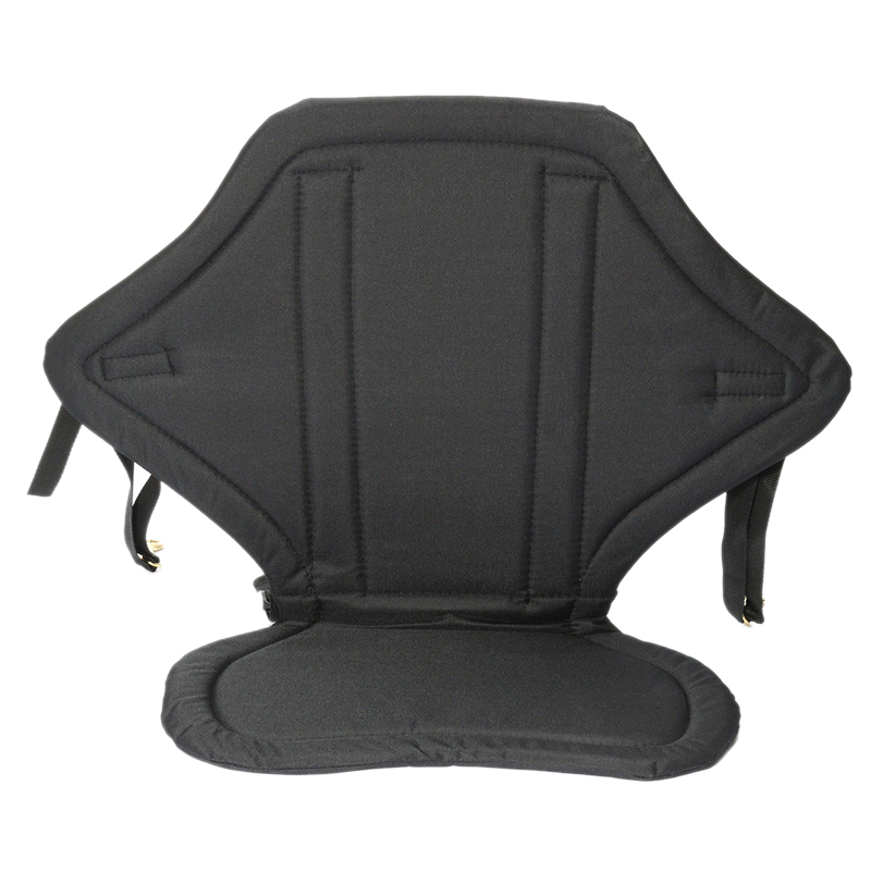 Kayak Adjustable Back Seat Inflatable Boat Seat Canoe Fishing Boat Cushion