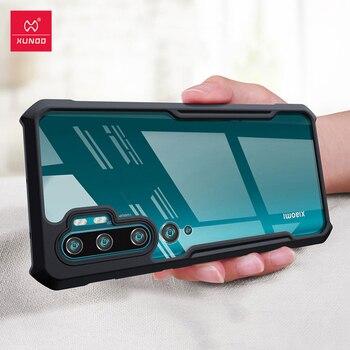 Перейти на Алиэкспресс и купить Ударопрочный чехол Xundd для xiaomi mi note 10, защитный прозрачный чехол-подушка безопасности Xundd для CC9 Pro