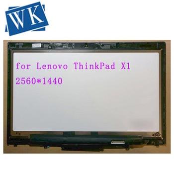 "FRU 01AY702 PN 00UR191 01AY703 00UR190 00UR192 for Lenovo ThinkPad X1 Yoga 14"" 20FQ LCD LED  Touch Screen Digitizer Assembly"