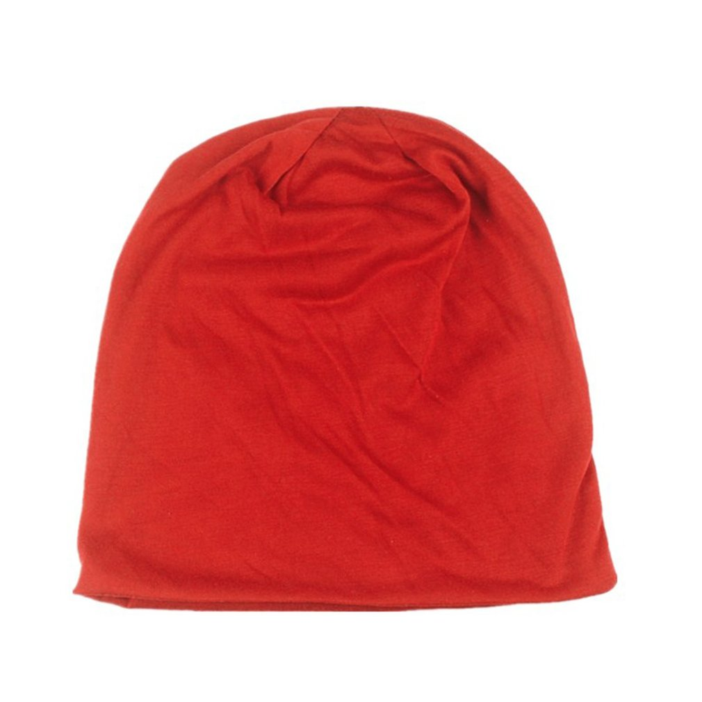 Sugar Color Pile Cap Knitted Cap Male And Female Autumn And Winter