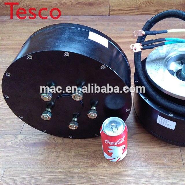 Brushless Dc 30kw Electric Car Motor