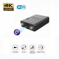 Newest 4K MiniCamera Wifi IP Full HD Secret Camera Night Vision Micro Camera Motion Detection Mini DVR Cam Hidden Mini Camcorder