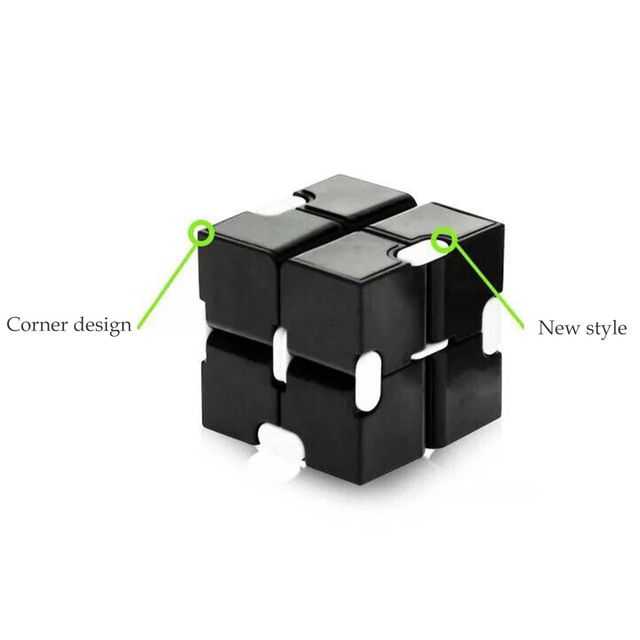 New Magic Cube Puzzle Cube Durable Exquisite Decompression Anti-stress Professional Educational Toys For Children Adults 3