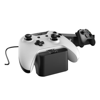3in1 Controller Charging Station with LED Indicator Charger Dock  Station for NS Switch Pro/PS4/XboxOne Controller 2