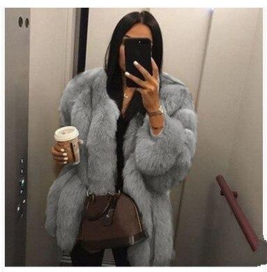 2019 חדש חורף נשים ורוד מעיל בתוספת גודל 5xl אופנה מקרית Loose מוצק מלא שרוול סלעית קטיפה מעיל נשים גדול להאריך ימים יותר Parka