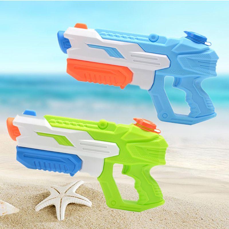Large Capacity Water Guns Summer Long Range Water Toys Super Soaker Squirt-Gun Kids Bath Beach Toy