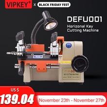 DEFU001 Horizonal schlüssel schneiden kopie maschine für machen auto schlüssel und haus tür schlüssel locksimth lieferant