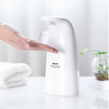 2020 New Automatic Induction Sensor Foaming ABS Soap Dispenser Infrared Hand Washer Dispensers For Bathroom/Kitchen