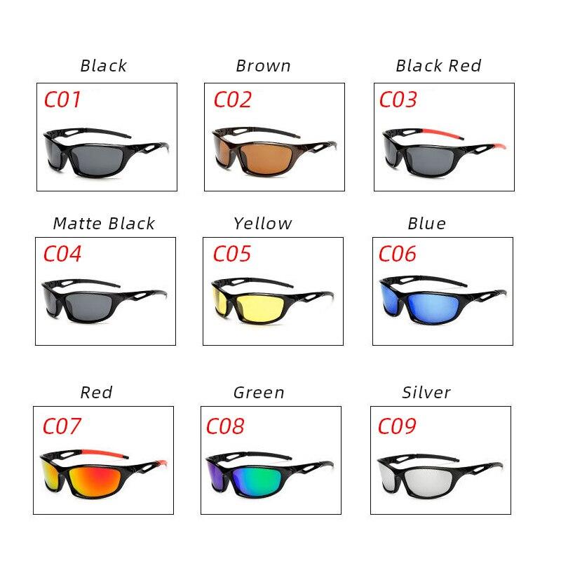 Reedocks New Polarized Fishing Sunglasses Men Women Fishing Goggles Camping Hiking Driving Bicycle Eyewear Sport Cycling Glasses 1